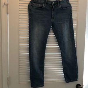 Boys Calvin Klein Slim boyfriend jeans